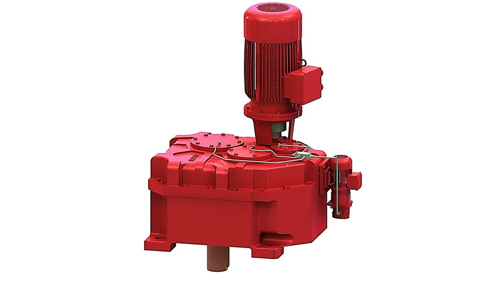 Parallel-shaft gear-motor (4DS Series) - 1